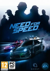 Afiche Need for Speed 2015