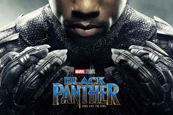 Afiche Oficial Marvel's Black Panther