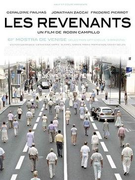 Afiche original de Les Revenants