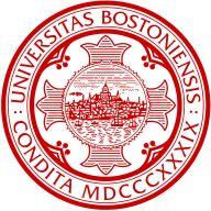 Sello oficial Boston University