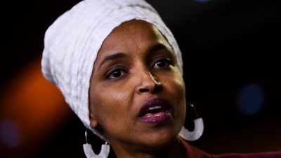 Ilhan Omar - Minnesota Progressist Representative - USA