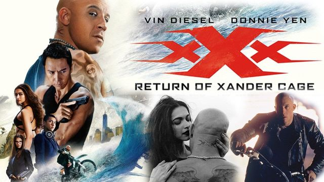 Afiche XXX Return of Xander Cage - origen precindible