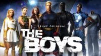 Afiche The Boys - Origen Amazon Prime