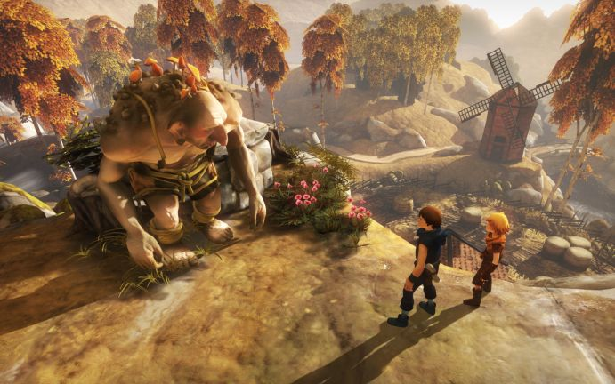 Brothers A Tale of two sons - Origen Starbreeze Studios