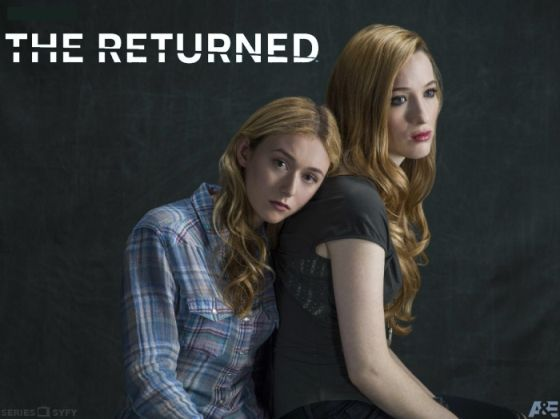 Camille and Lena - The Returned - Origen A&E