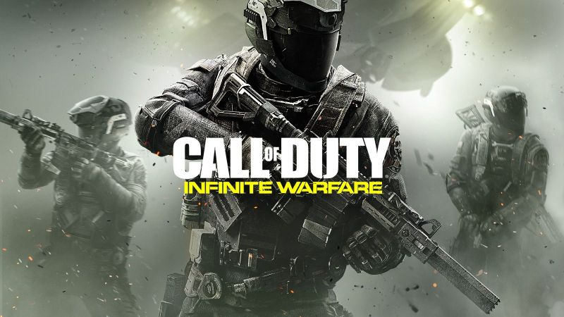 Afiche Call of Duty-Infinite Warfare - Origen Activision