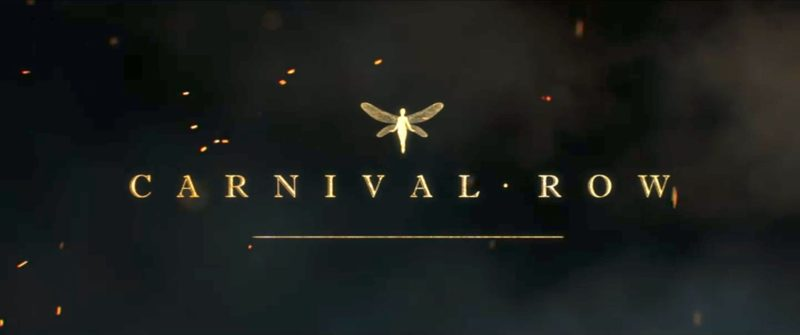 Carnival Row Title - Amazon Prime Screen Capture