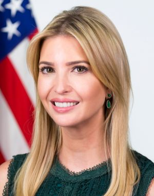 Ivanka Trump official photo