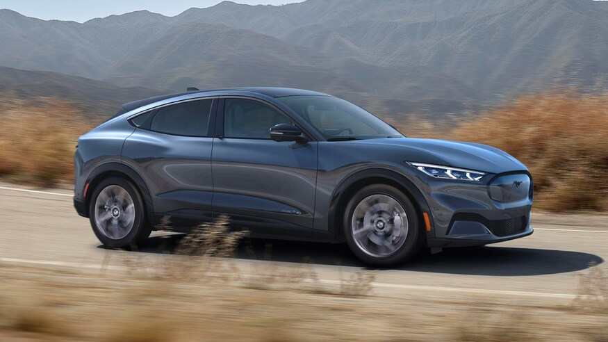 2021-Ford-Mustang-Mach-E - Origen Ford