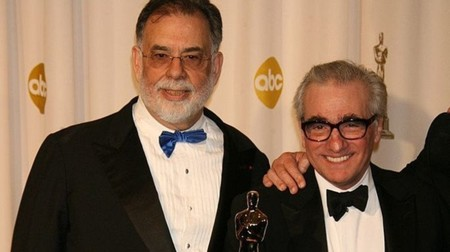 Francis Ford Copolla y Martin Scorsese - Origen Getty Images