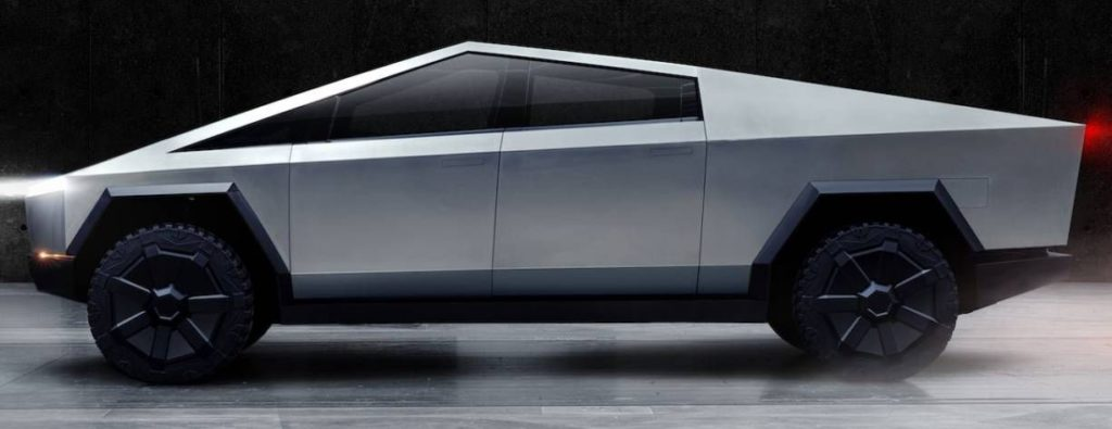Cybertruck by Tesla 2 - Origen Tesla Motors