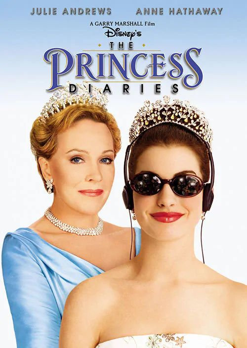 Afiche de The Princess Diaries - Origen Disney