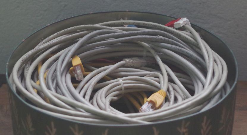 IVA sobre servicios - Cables UTP - Colección TMN