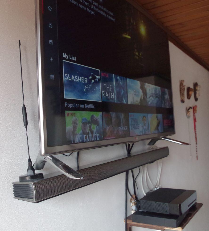 Kit televisor completo- Colección TMN