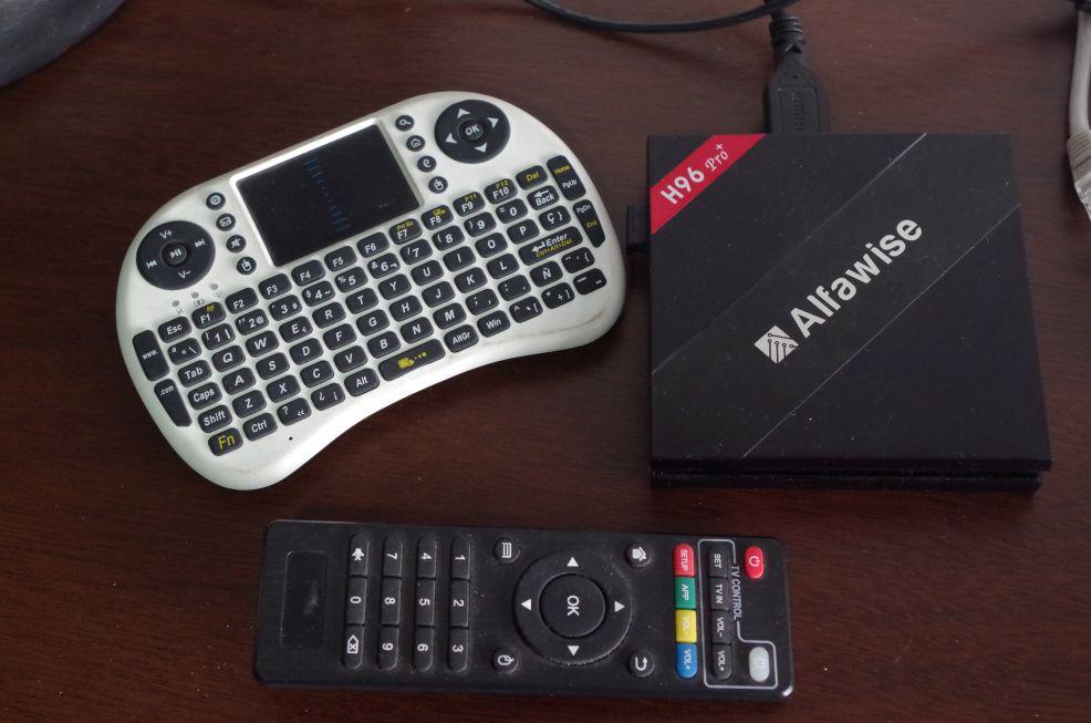 Set Android TV - Colección TMN