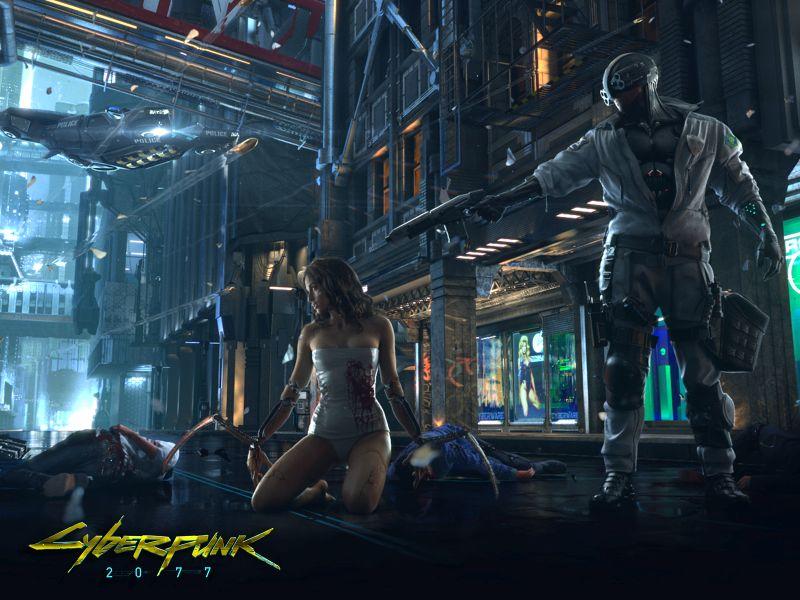 Cyberpunk 2077 - 2013 Trailer