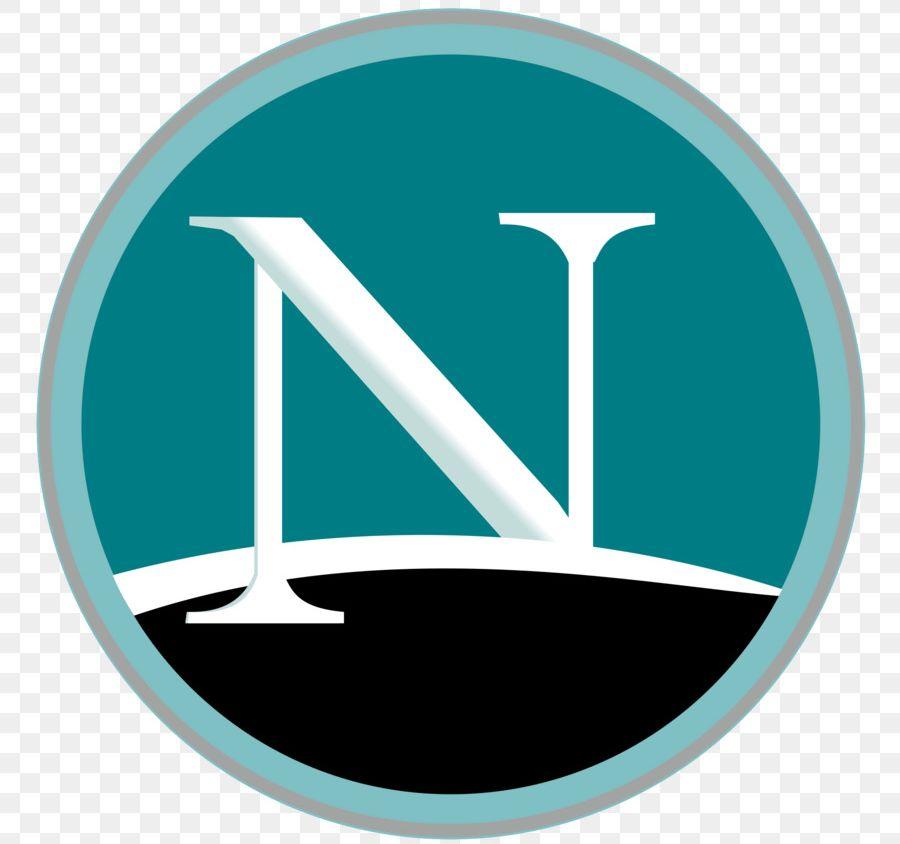 Logo navegador Netscape