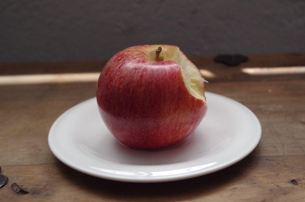 Manzana mordida - Colección TMN