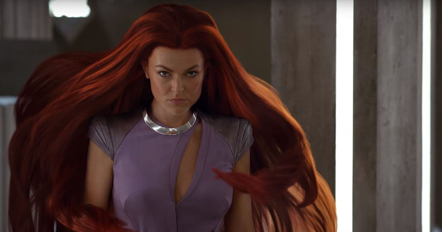Marvel's Inhumans - Medusa - Foto ABC