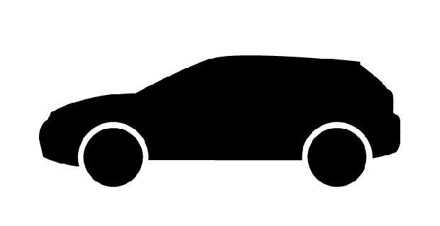 voiture-de-profil - Foto Ludinet