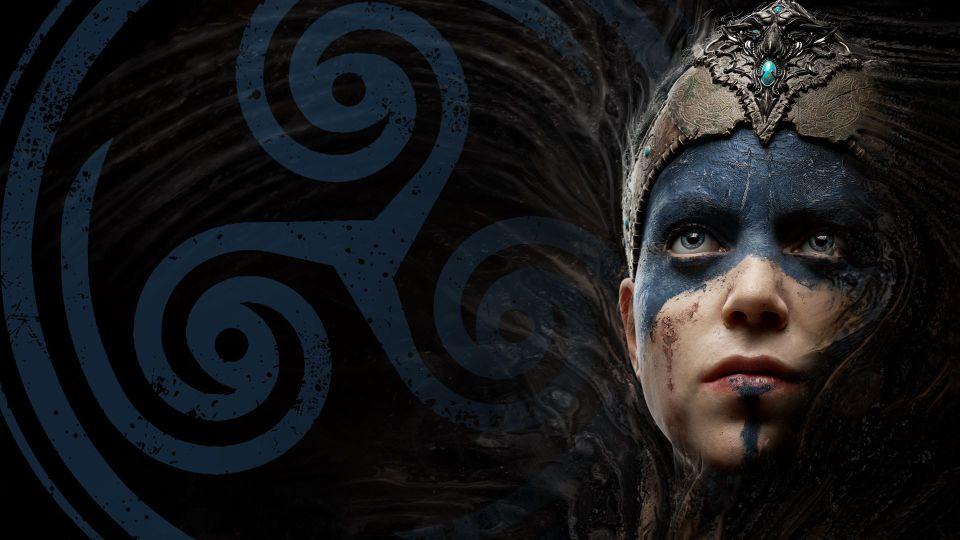 Affiche Senua - Hellblade