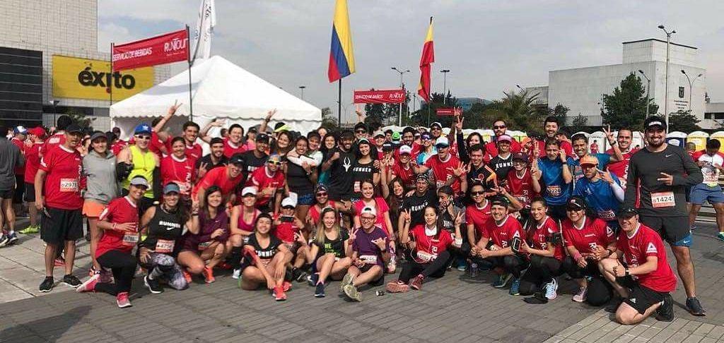 Equipo Gacelas Running Bogotá