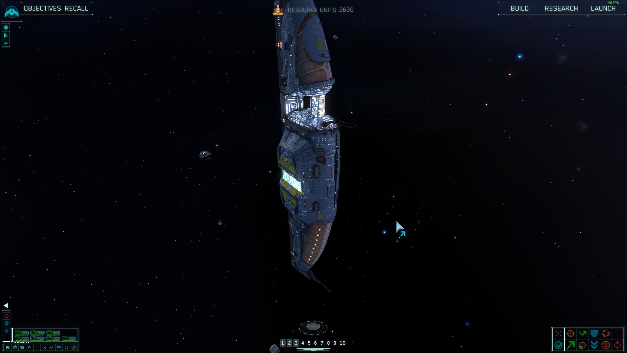 Homeworld Remastered Edition Official Photo