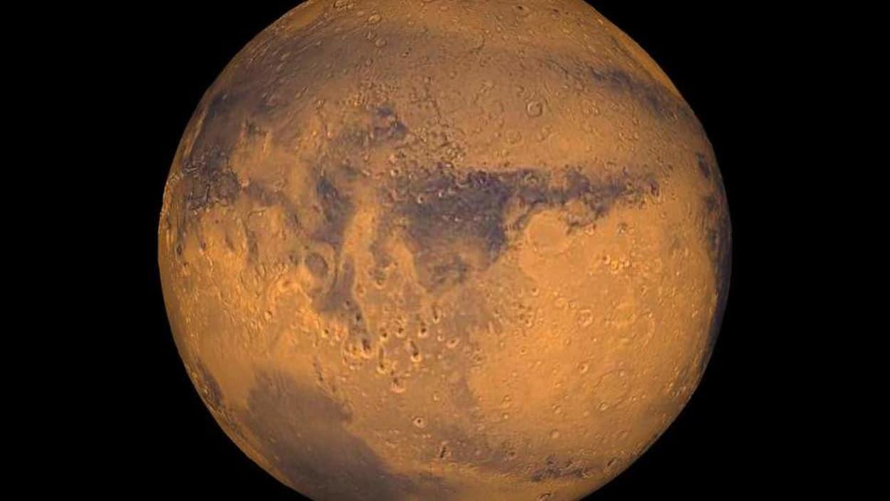 Marte - Foto NASA