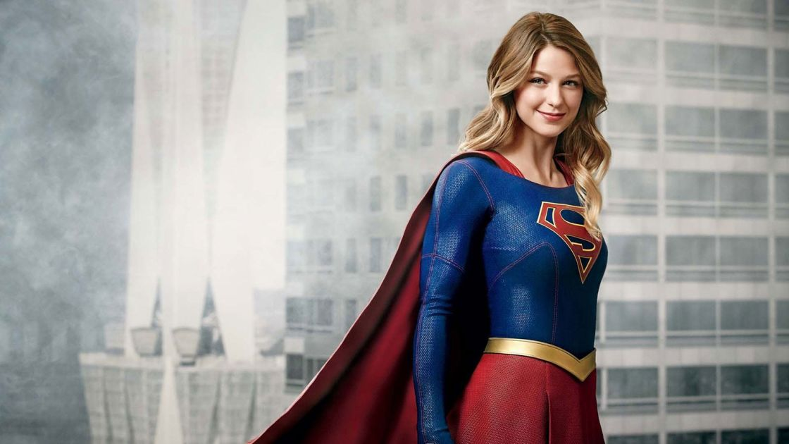 Afiche Supergirl - Origen CBS / The CW
