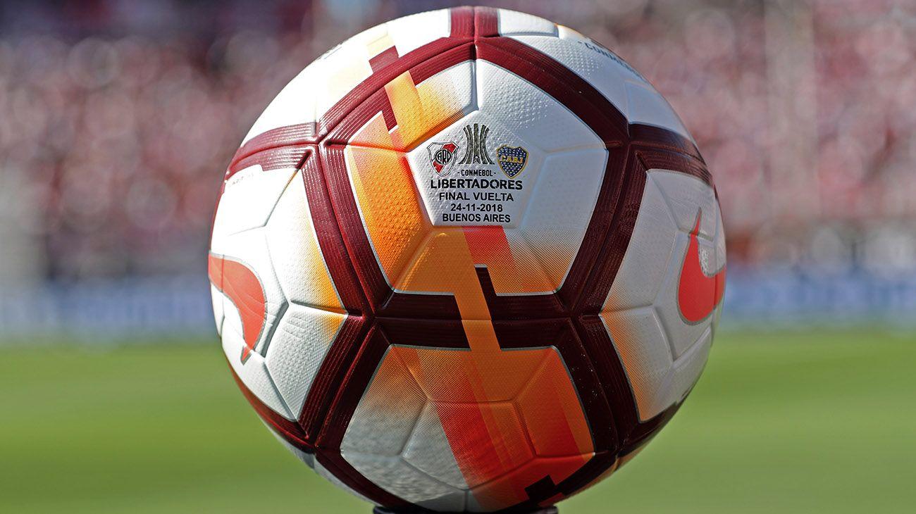 Balón Copa Libertadores - Origen PERFIL Noticias
