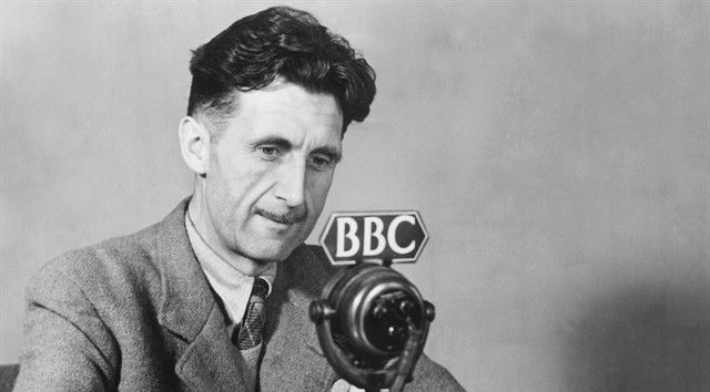 Eric Arthur Blair a la BBC
