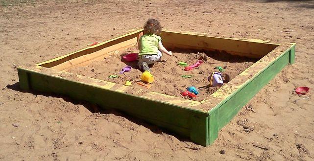 Sandbox - Origen desconocido