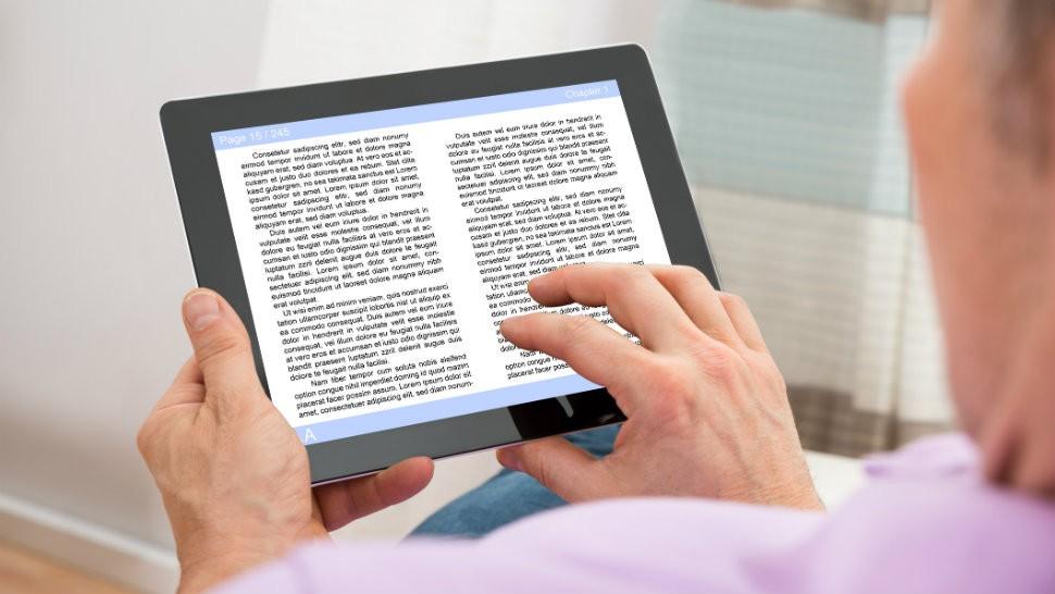 eBook Reader - Origen Desconocido