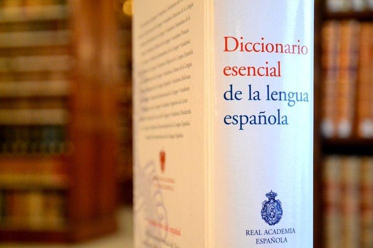 El diccionario de la Real Academia