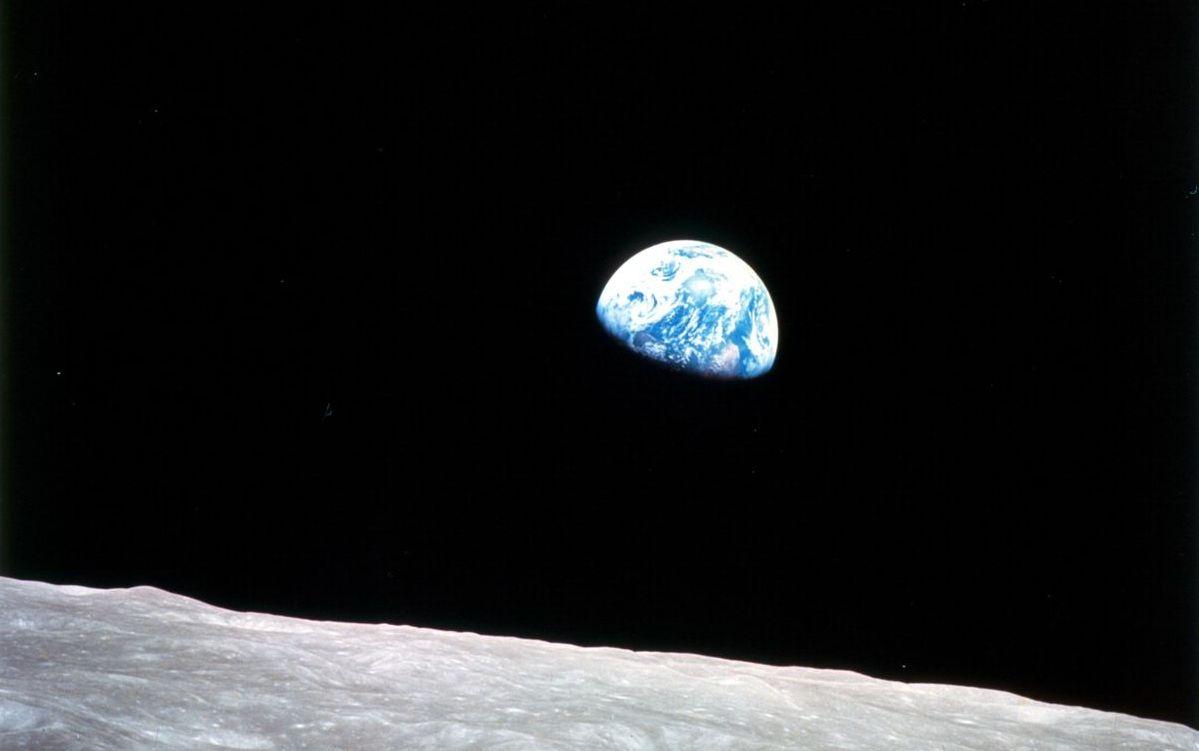 Earthrise - Foto NASA