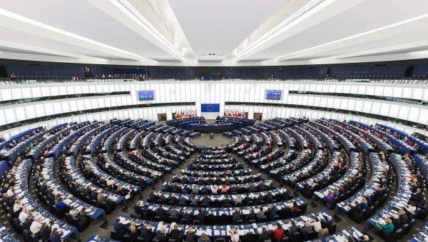 El Parlamento Europeo - Foto Numerama