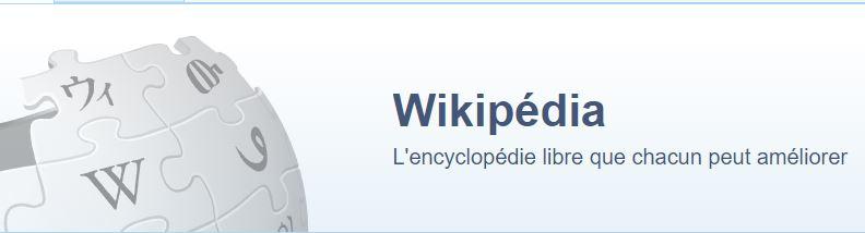 Wikipedia France - Captura desde página oficial