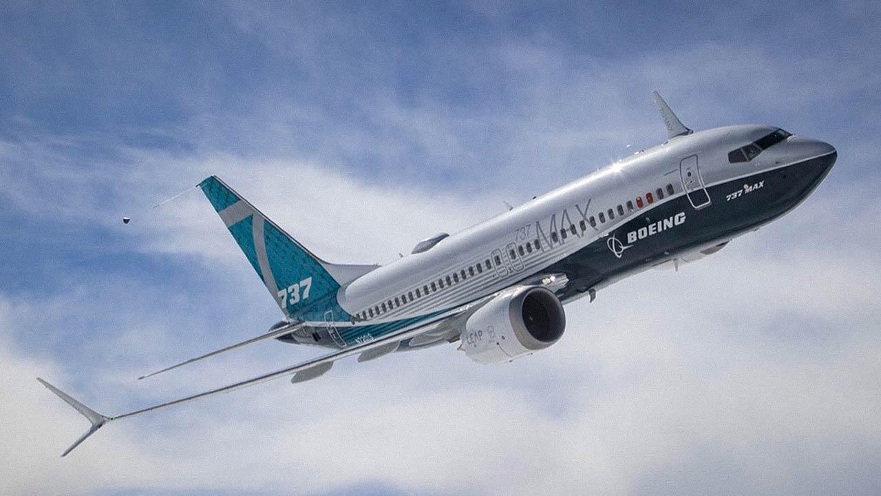Boeing 737 Max 8 - Photo Boeing