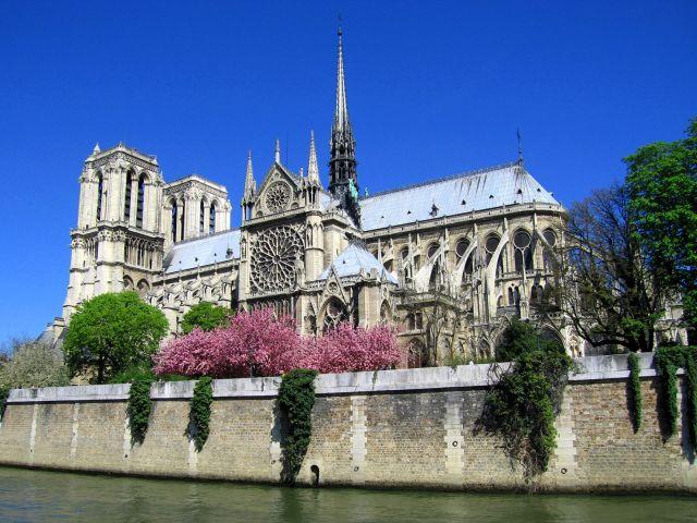 Notre Dame de Paris - promoción turistia