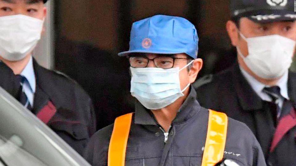 Ouvrier chez Nissan - Photo CNN