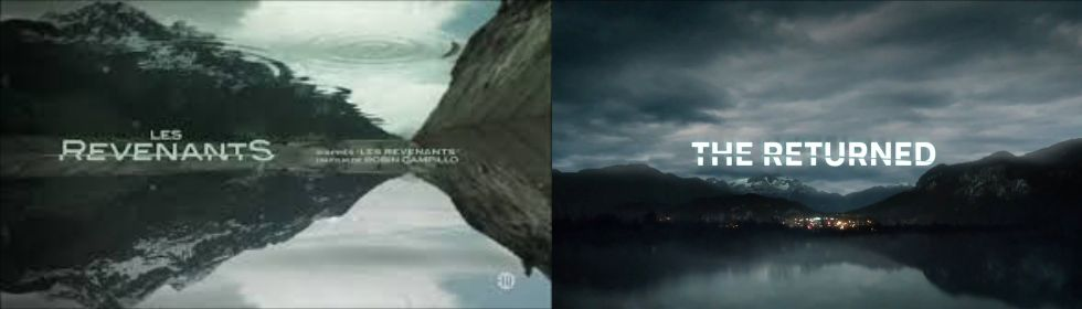 Afiches Les Revenants - The Returned