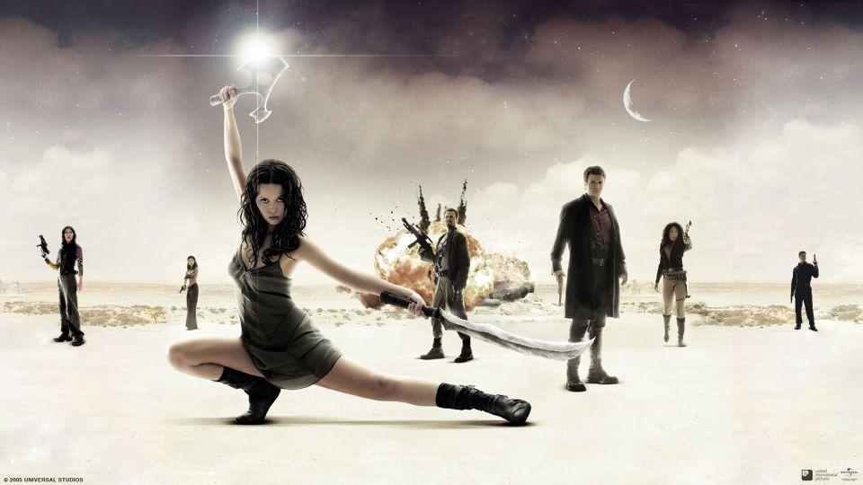 Serenity - Foto promocional película