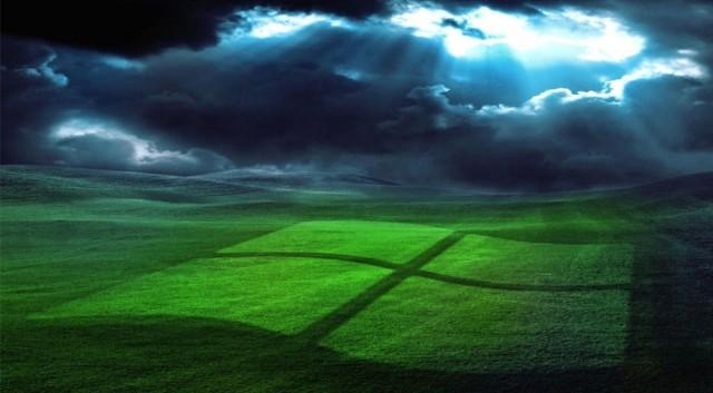 windows logo flagfield - Imagen Microsoft