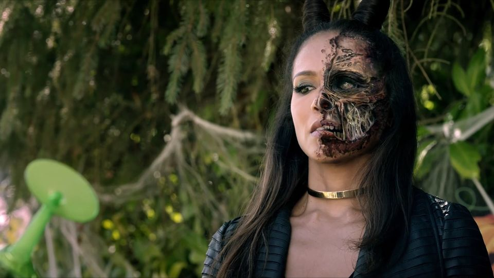 Mazikeen True Face - Foto oficial Lucifer serie