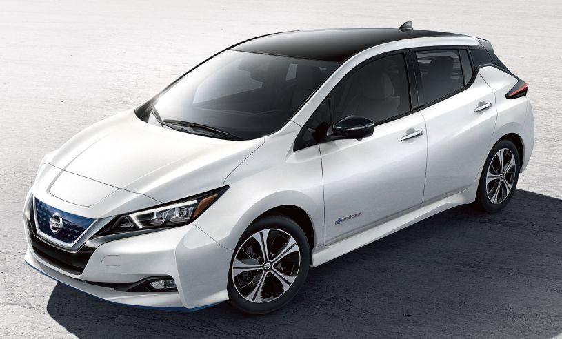 Nissan Leaf 2019 - Origen Nissan