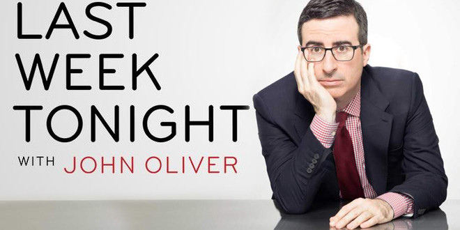 Afiche Last Week Tonight - Origen HBO