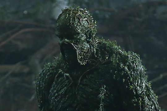 Swamp Thing - Origen DC Universe
