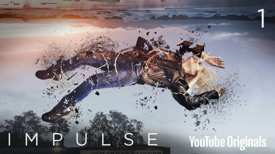 Afiche de Impulse - Origen YouTube Originals