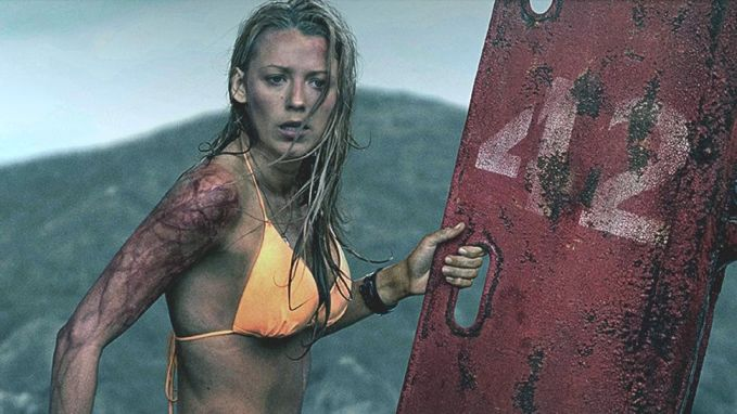 Blake Lively in The Shallows - Origen Sony - Columbia