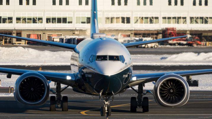 Boeing 737Max - Origen Bloomberg